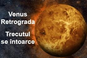 Venus în mers retrograd în 2018 (5 octombrie ora 22:04 – 16 noiembrie ora 13:51) - Partea 1