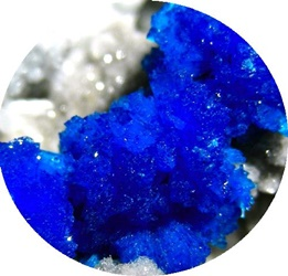 Cavansit - Cavansite