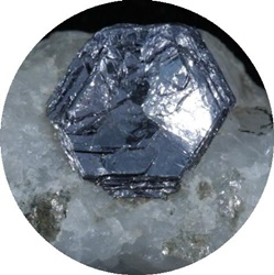 Molibdenit - Molybdenite
