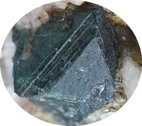 Spinel albastru - Blue Spinel