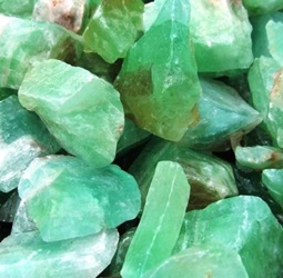 Calcit Verde - Green Calcite