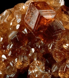 Granat Hessonit - Granat Orange - Spessartite - Hessonite