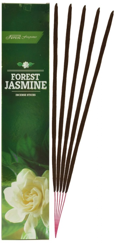 Betisoare Parfumate Forest Fragrance Premium Flavoured - Forest Jasmine - 18g