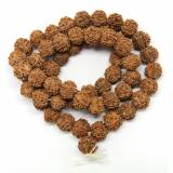 Samburi de Rudraksha Margele Pietre Semipretioase Rotunde Neregulate - 17-19 x 17-19 mm