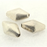 Margele din metal placat butoias 25x16 mm - 5 Buc