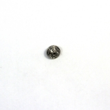 Margele din metal placat rotund neregulat 11x16 mm - 3 Buc