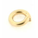 Za gold filled rotunda 2 mm