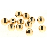 Margele Gold Filled Rotund - Shiny Beads 6.0H2.4 mm - 1 Buc