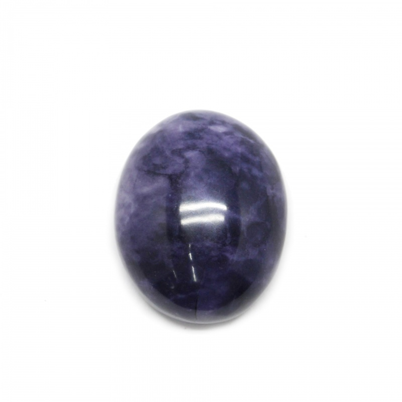 Cabochon tiffany stone oval 23 x 28 mm
