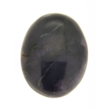 Cabochon tiffany stone oval 26 x 32 mm