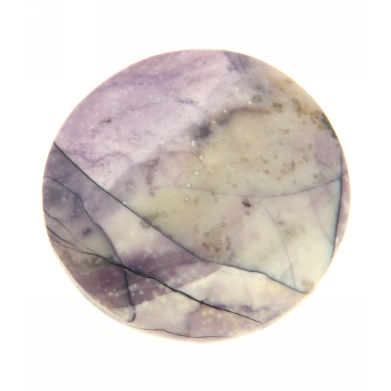 Cabochon Lacrima tiffany stone rotund 25 mm