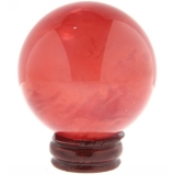 Sfera Glass Cherry 115 x 115 mm