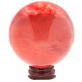 Sfera Glass Cherry 110 x 110 mm