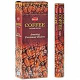 Betisoare parfumate HEM Coffee incense 15g